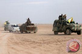ISIS sudah kehilangan 95 persen daerah kekuasaan menurut koalisi AS