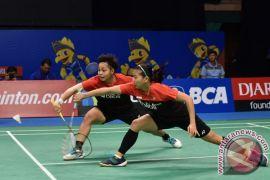 Ganda putri Indonesia pastikan semifinal India Terbuka