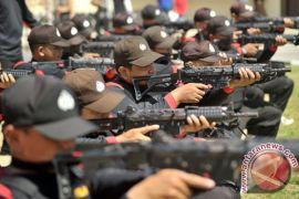 Polisi tembak mati empat pelaku kejahatan di Karawang