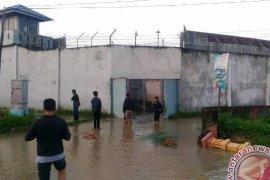 Aktivitas Lapas Jambi kembali normal pasca dilanda banjir
