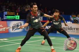 Ahsan/Rian bangkit ke putaran dua China Terbuka