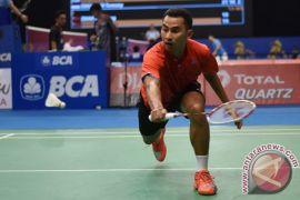 Empat wakil Indonesia raih hasil positif di pembukaan Kejuaraan Dunia