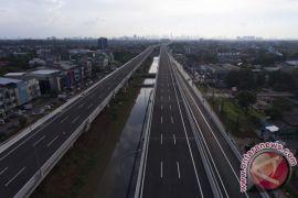 Perbaikan jalur alternatif mudik Sukabumi hampir rampung