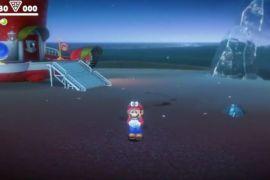 Super Mario Odyssey bisa mainkan topi Mario