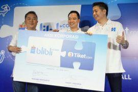 Blibli.com akuisisi Tiket.com