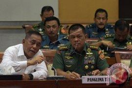 Dispute on the Involvement of TNI to Eradicate the Terrorist Threat