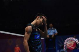 Lee Chong Wei gagal perpanjang rekor juara
