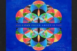 """Coldplay rilis video lirik """"All I Can Think About is You"""""""
