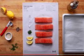 Bingung pakai takaran saat memasak? Coba kertas resep ini