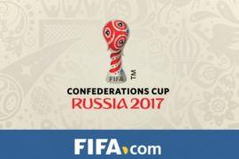 Hasil dan klasemen Piala Konfederasi: Meksiko puncaki Grup A