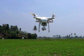 Area terbang drone pemantau mudik Bekasi dibatasi