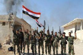 Suriah bombardir kantong pemberontak di Damaskus selatan