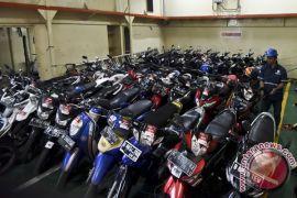 Polisi ungkap sindikat pencurian sepeda motor