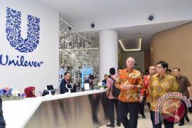 Saham Unilever melonjak 3,11 persen saat Bursa Inggris ditutup naik