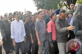Ultah Ke-56, Jokowi Blusukan Di Bogor