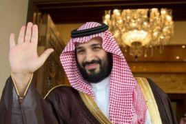 Putra mahkota: Saudi mungkin bergabung dalam tindakan militer di Suriah