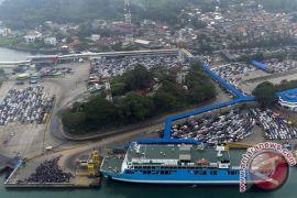 Pemudik Sumatera kembali ke Jawa mencapai 653.371 orang