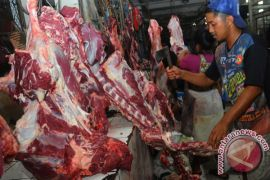 Jelang Ramadhan, harga daging sapi di Batanghari Rp150.000 per kilogram