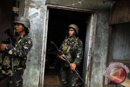 Petempur asing ISIS, termasuk dari Indonesia, masuk Filipina