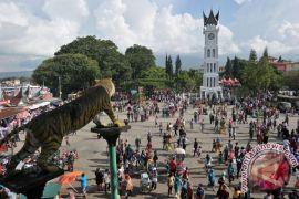 BKSDA periksa temuan jejak tiga harimau di Bukittinggi