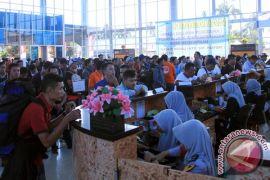 44.180 pemudik Sumatera menuju Jawa melalui pelabuhan Bakauheni