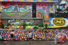Kampung Warna Warni Di Bogor