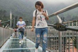 Menikmati Sensasi Skywalk Terpanjang di Dunia