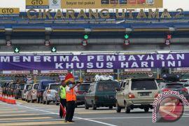 78.000 kendaraan diprediksi lintasi Jakarta-Cikampek saat Imlek