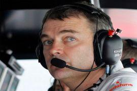 Mantan manajer McLaren gabung ke Williams