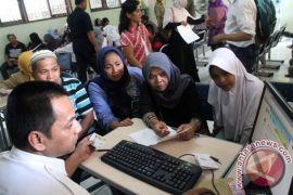 Sekolah SMA di pusat Surabaya sepi pendaftar