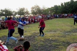 Ketika Isteri Nelayan Bertanding Futsal