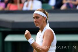 Kvitova Melaju ke Putaran Kedua Wimbledon