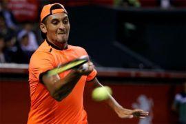 Kyrgios mengundurkan diri dari Wimbledon karena cedera