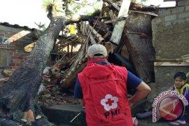 Ini kerugian bencana puting beliung di Sukabumi