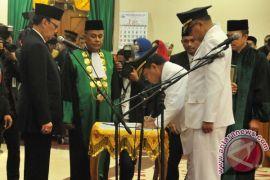 Mendagri lantik Irwandi-Nova sebagai gubernur-wakil gubernur Aceh