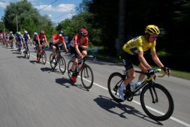 Geraint Thomas juara Tour de France