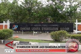 Bandara Syamsudin Noor berlakukan pembayaran parkir non tunai