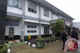 Polisi lanjutkan olah TKP penembakan Lapas Pekanbaru