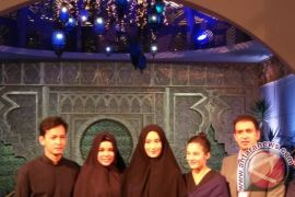 Dewi Sandra dan Tatjana Saphira bergabung di Ayat-Ayat Cinta 2