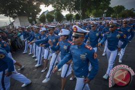 Wejangan Sultan Hamengku Buwono X kepada calon perwira remaja TNI AU