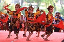 Ratusan Peserta Siap Ramaikan Festival Tari Remo dan Yosakoi di Surabaya