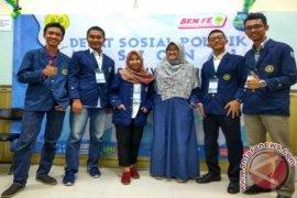 Mahasiswa IPB Raih Juara Lomba Debat Sosial Politik