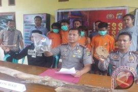 Tim Gabungan Tangkap Empat Pelaku Pembunuhan di Bangka Tengah