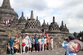 Polres Batang larang warga berangkat ke Candi Borobudur