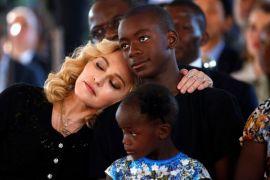 Resmikan rumah sakit, Madonna kenang sulitnya adopsi Mercy