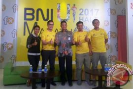 BNI dan alumni UI gelar Half Marathon 2017