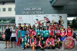 Lima emas di hari pertama ASEAN Schools Games 2017