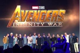 "Pemain ""Avengers: Infinity War"" akan temui penggemar di Singapura"
