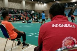 Indonesia raih perak ASG nomor beregu putri bulu tangkis