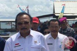 Kelompok Nelayan Desa Bakit Kabupaten Bangka Barat Panen Ikan Kerapu